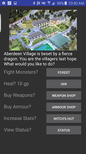 dragonslayer screenshot 3