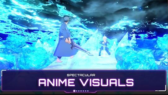 Sword Art Online Alicization Rising Steel MOD APK 2.6.2 (GOD Mode) 13