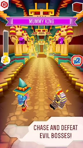 Chaseu0441raft - EPIC Running Game. Offline adventure.  screenshots 6