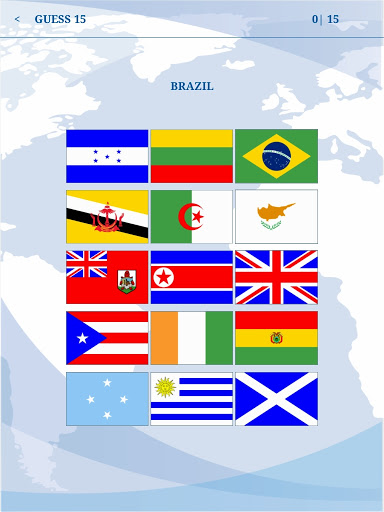 The Flags of the World u2013 World Flags Quiz 5.6 screenshots 14