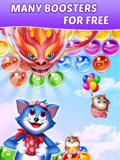 Tomcat Pop: New Bubble Shooter screenshots 12