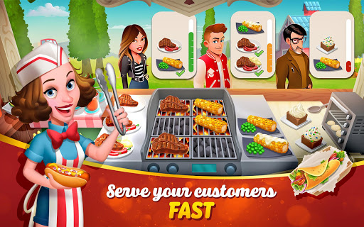 Tasty Town - Cooking & Restaurant Game ud83cudf54ud83cudf5f  screenshots 18