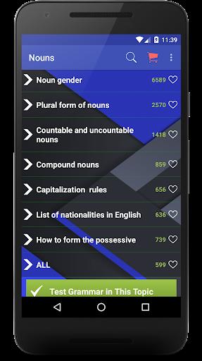 English Grammar 6.1.95 Screenshots 2