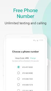 2ndLine - Second Phone Number Screenshot