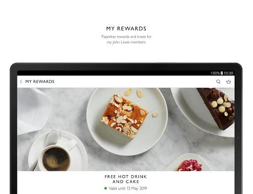 John Lewis & Partners modavailable screenshots 10