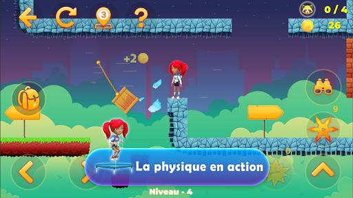 Télécharger Gratuit Tricky Liza Jeu De Plateforme D'aventure 2D APK MOD (Astuce) screenshots 2