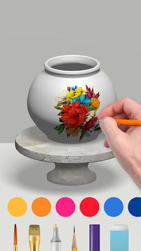 Pottery Masteru2013 Relaxing Ceramic Art 1.3.9 Screenshots 5