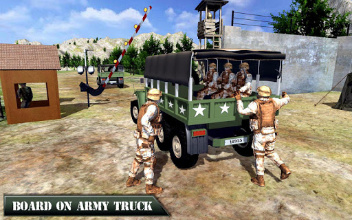 US Army Truck Sim Vehicles 1.1 screenshots 16