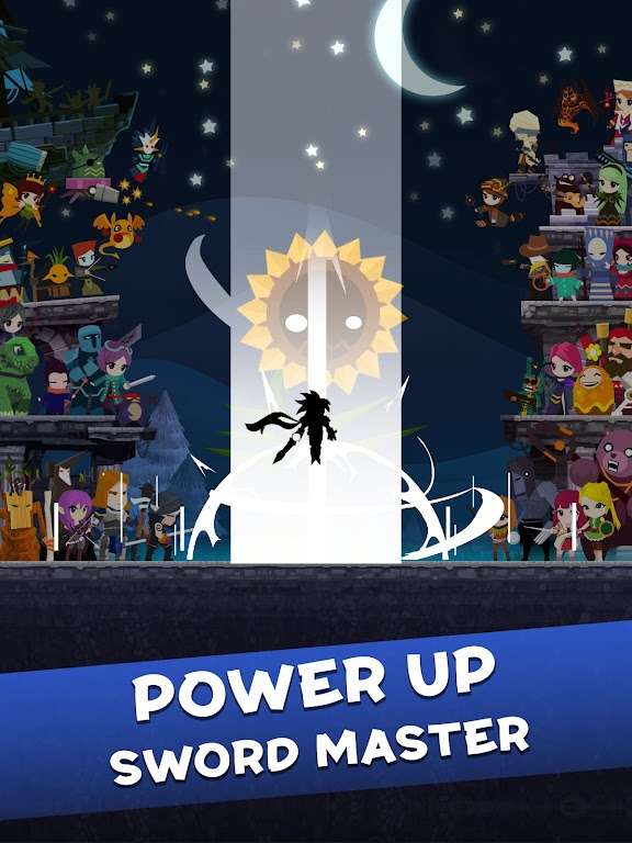 Tap Titans 2: Heroes Attack Titans. Clicker on! poster 15