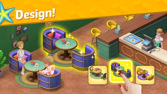 Alice's Resort - Word Puzzle Game 1.0.14 screenshots 2