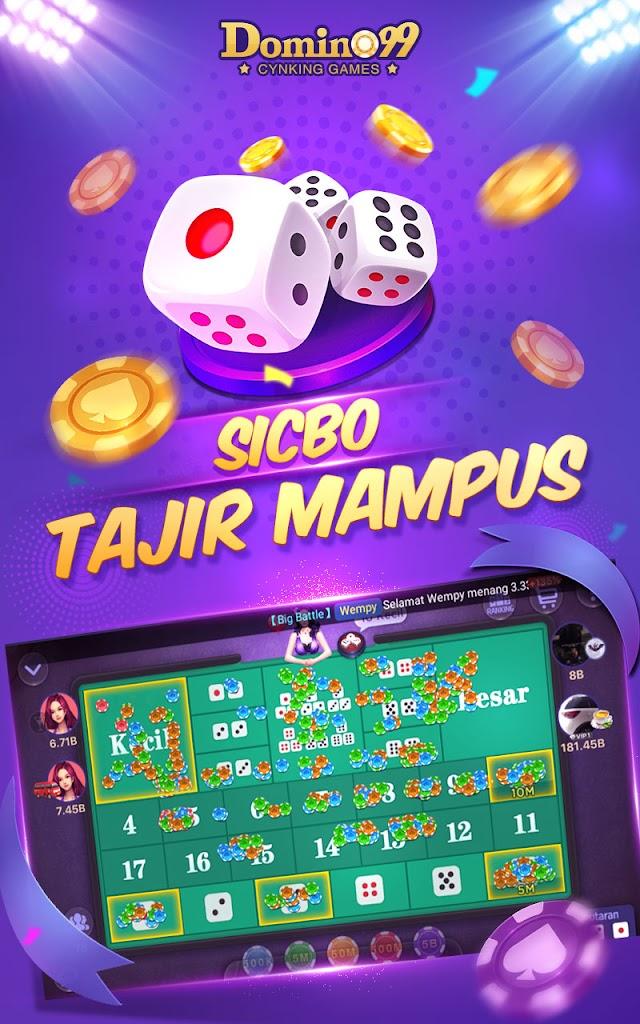 Domino Qiu Qiu Online Domino 99 Qq 2 18 0 0 Apk Download Com Binggo Domino Apk Free