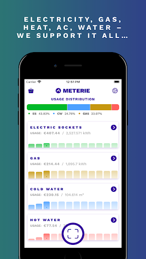 METERIE ud83cudfe0ud83dudcc9ALL IN ONE ENERGY CONSUMPTION FORECAST 2.4.6 Screenshots 2