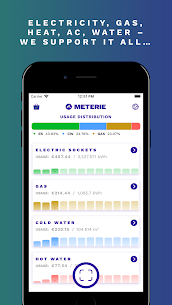 METERIE – ALL IN ONE ENERGY CONSUMPTION TRACKER 2