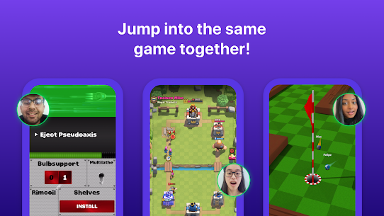 Bunch: Group Video Chat & Party Games 3