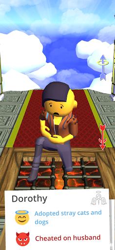 u200eHeaven or Hell? A divine game - You be the God  screenshots 4