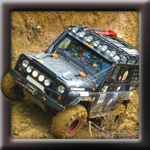 4x4 Russian SUVs Off-Road For PC Windows (7, 8, 10 and 10x) & Mac Computer