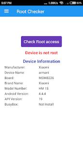 Free Root Checker SU | Busybox Checker Apk Download 2021 4