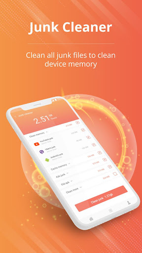 Foto do Memory cleaner. Speed booster & junk removal