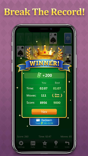 Solitaire Card Collection - Free Classic Game  screenshots 3