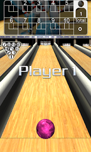 3D Bowling Screenshot