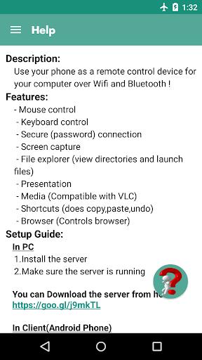 Foto do Remote Desktop Connection