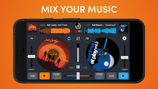 Cross DJ Pro - Mix your music Screenshot