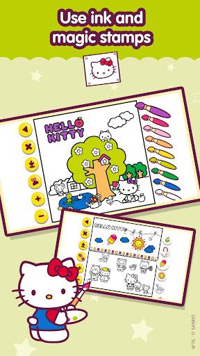 Hello Kitty u2013 Activity book for kids  screenshots 3