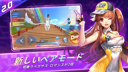 Télécharger 爆走ドリフターズ mod apk screenshots 3