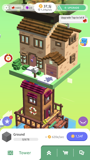 TapTower - Idle Building Game screenshots 5