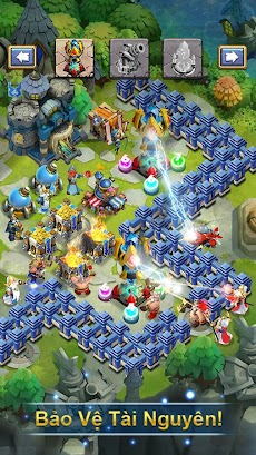 Castle Clash: Quyết Chiến-Gamotaのおすすめ画像3