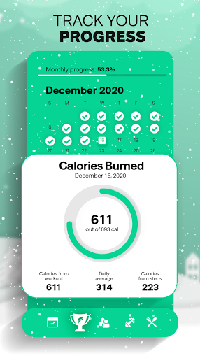 Fitonomy: Weight Loss Workouts at Home & Meal Plan 5.0.6 Screenshots 4