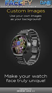 FACE-ify HD Watch Face Widget & Live Wallpaper