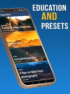 Photo time Mod Apk: Golden & Blue Hour Sunset Photography (Premium Unlocked) 3
