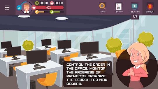 Hacker – Tap Smartphone Tycoon, Life Simulator Mod Apk 2.1.2 (Endless Money) 5