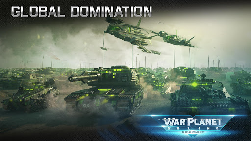 War Planet Online: Real Time Strategy MMO Game 3.6.0 screenshots 2