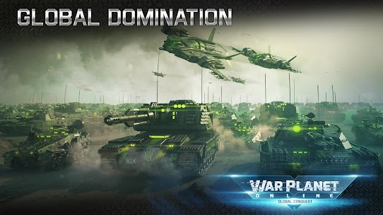 """Download War Planet Online: Global Conquest Android game """"World Conquest"""" strategy game! 2"""
