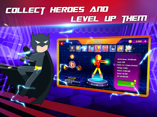Super Stickman Heroes Fight 2.2 screenshots 15