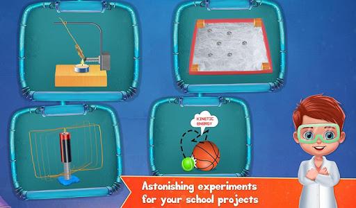 Science Experiments in Physics Lab u2013 Fun & Tricks  screenshots 5