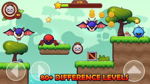 Ball Bounce Freaking - Mystic Journey Island 0.8.8 screenshots 5