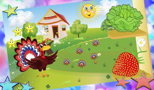 Well-fed farm (for kids)  screenshots 12