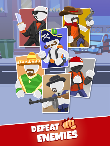 Match Hit - Puzzle Fighter  screenshots 12