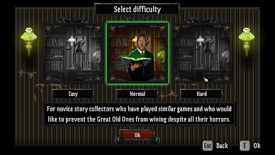 Lovecraft's Untold Stories – Indie Adventure LITE Hack for iOS and Android 2