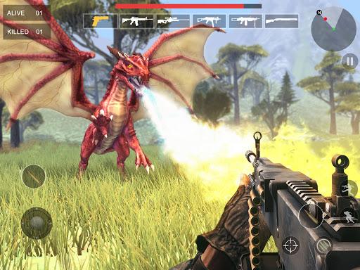 Flying Dragon Hunter : Dragon Shooting Games 1.1.3 screenshots 13
