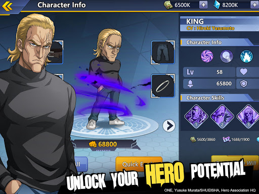 One-Punch Man: Road to Hero 2.0 2.1.8 screenshots 14