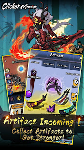 Clicker Monster: RPG Idle Game