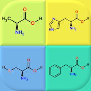 Amino Acids Structures - Quiz and Flashcards