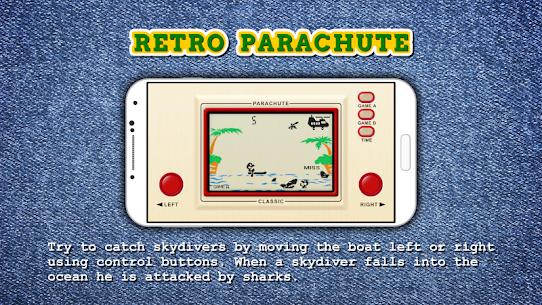 Retro Parachute 1.2.2 Unlocked MOD APK Android 2