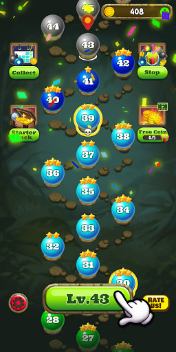 Bubble Shooter: Jungle POP 1.0.7 screenshots 21