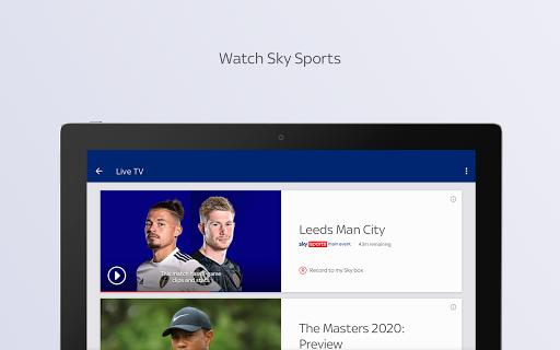 Sky Sports apktram screenshots 10
