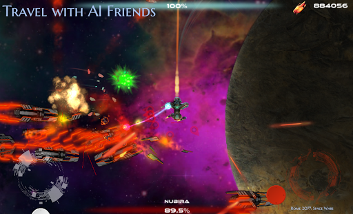 Rome 2077: Space Wars screenshots 3